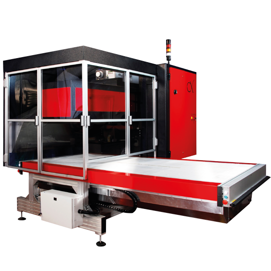 Macchina laser CX Otlas