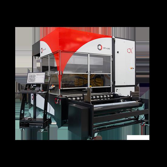 Macchina laser CX-T - Otlas