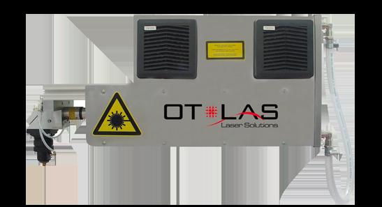 Macchina laser GTL - Otlas