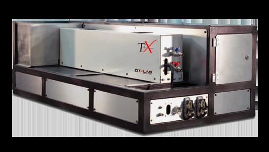 Macchina laser TX - Otlas