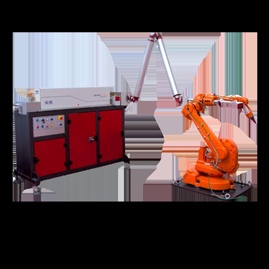 Robot Laser RX - Otlas