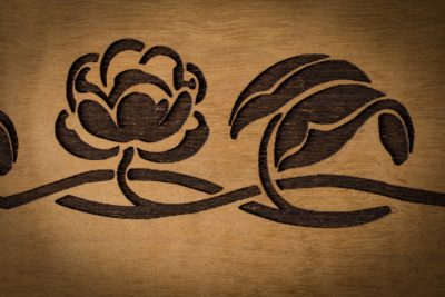 Marcatura legno