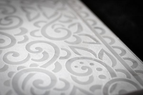 Esempio di marcatura laser su marmo