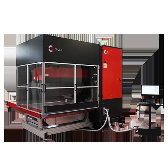 Macchina laser CX XL - Otlas