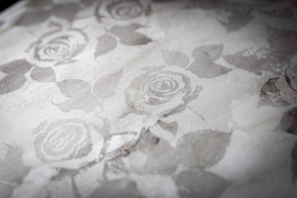 Esempio di incisione laser su marmo