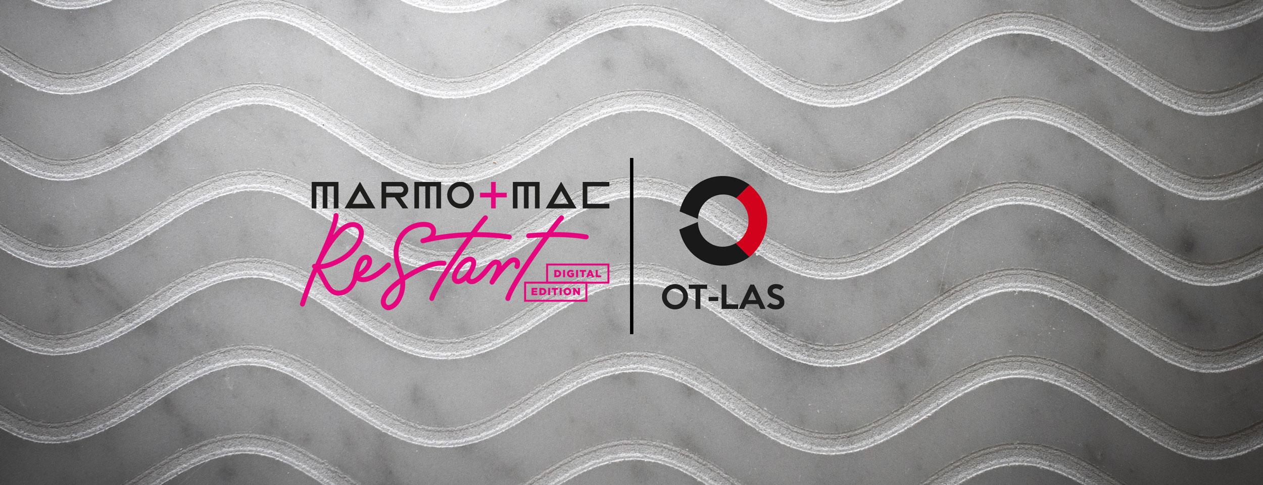 Dal 30 settembre al 2 ottobre Otlas partecipa a Marmomac 2020