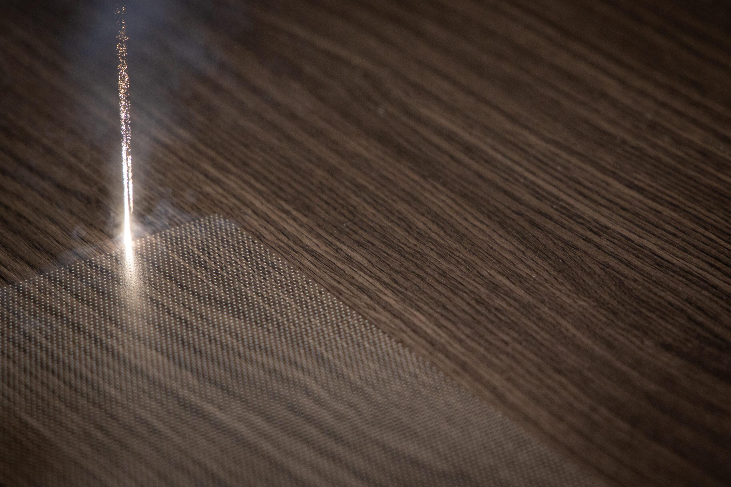 microperforazione laser