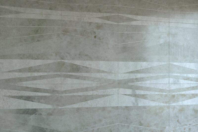 Esempio di lavorazione marmo con il laser - Art Style
